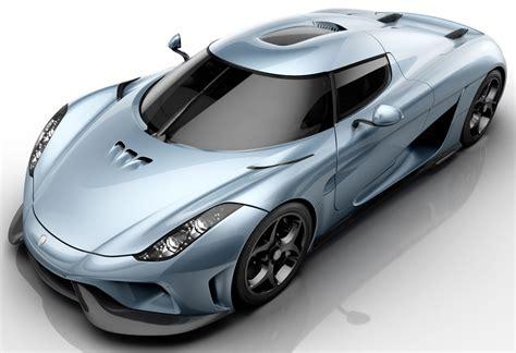 Behold The Koenigsegg Regara