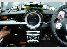BMW Mini R57 with IDrive iPOD and Bluetooth retrofit