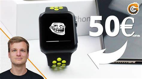 50 apple series 4 billiger klon oder wirklich gut