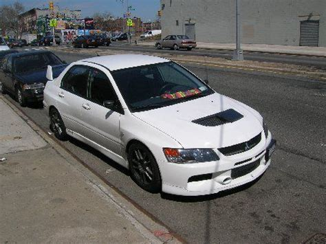 Mitsubishi Lancer Evo 9 For Sale by 2006 White Evo 9 For Sale Evolutionm Mitsubishi Lancer