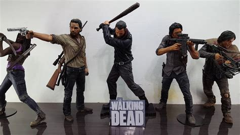 Collection -the Walking Dead Negan 10 Inch Figur