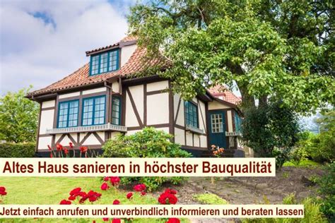 Altes Haus Sanieren Berlin