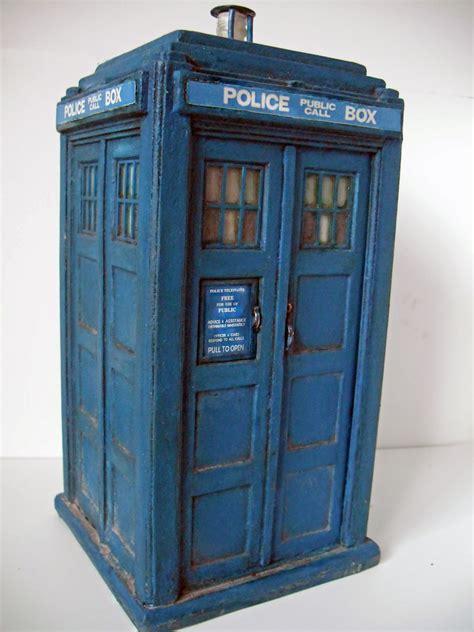 Tardis Dr Who Toys