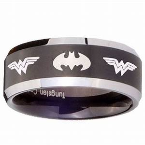 53 best images about batman and wonder woman on pinterest With wonder woman wedding ring