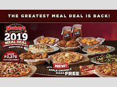 Shakey's 2019 Meal Deal CDO Promos