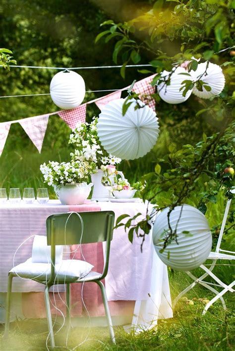 Garten Geburtstagsparty Deko by Garden H 196 User Terrassen G 196 Rten Balkone