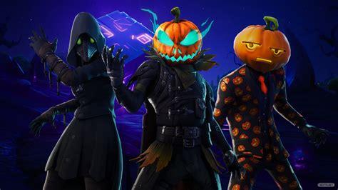 fortnite halloween filtradas las nuevas skins truco