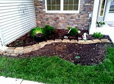 Outstanding Landscaping Flower Bed Ideas Garden Moesihomes
