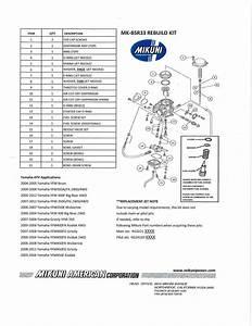 2005 Suzuki Eiger 400 Carburetor Diagram