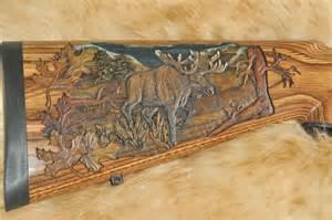 Wood Carving Patterns Gun Stocks