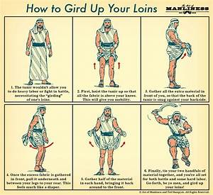 Gird Up Your Loins  An Illustrated Guide
