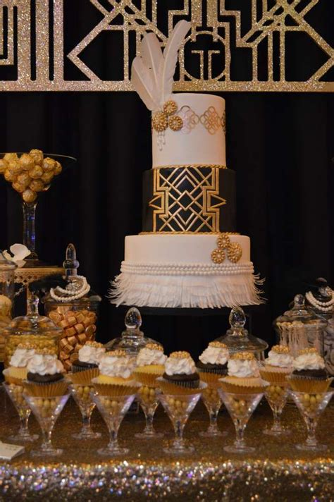great gatspy birthday party ideas   gorgeous cakes