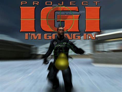 project igi full game   pc games pc