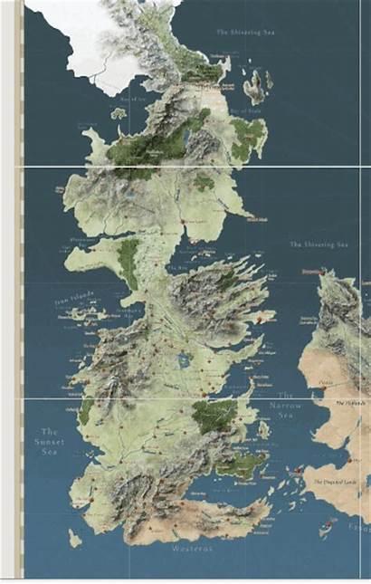 Thrones Map Interactive Games Deserves Westeros Finally