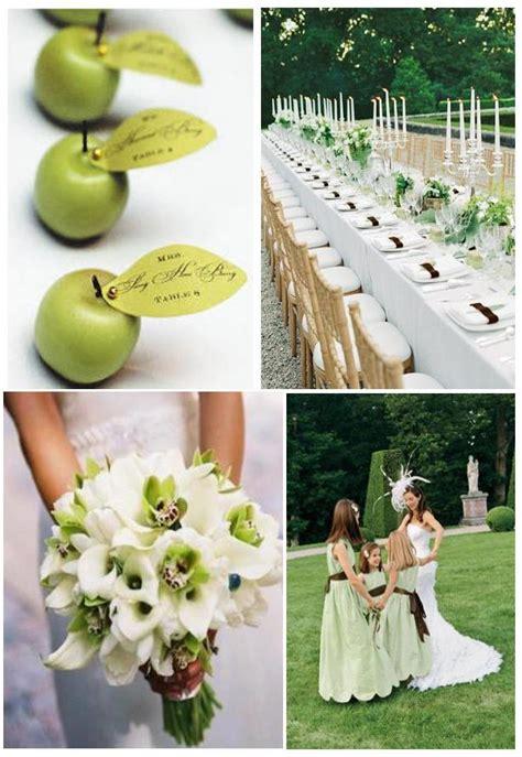 green wedding   dream weddings