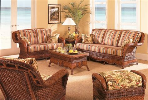 Wicker Sofas Indoor Latest Indoor Rattan Sofa With Por