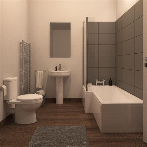 Ivo Complete Bathroom Suite  Own Brand  Obpack194 Modern