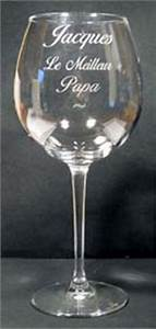 Verre à Vin Géant : verres grav s fl tes champagne verre a vin gravure ~ Teatrodelosmanantiales.com Idées de Décoration