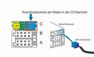 Articolo 2 Rca Aux Line In Adapter Blaupunkt Becker Audi