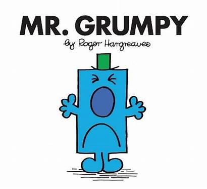 Mr Grumpy Homingbeacon Hargreaves Roger Books Import