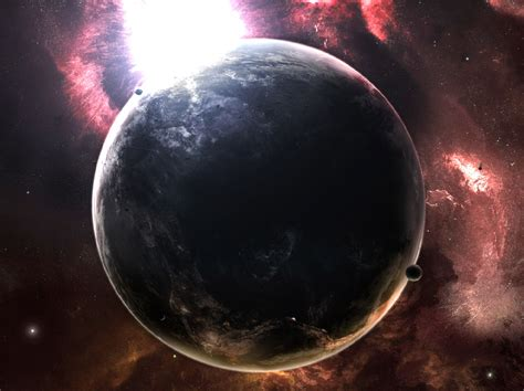 Animated Planet Wallpaper - another planet animated wallpaper
