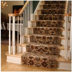 Stair Carpet Runner Width by Peculiarity Of Carpet Runner For Stairs Home Constructions