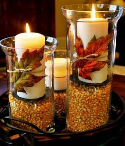 15, Awesome, Candle, Table, Center, Piece, Ideas