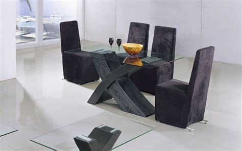 table en verre cuisine comment choisir sa table en verre moloo fr le