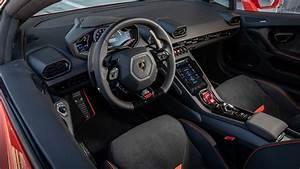 Lamborghini Huracan EVO Interior 5K 2019 Wallpaper HD