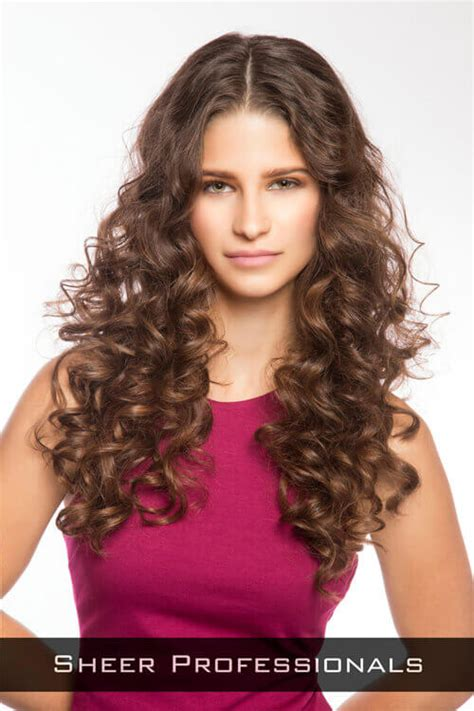 flattering hairstyles  long faces