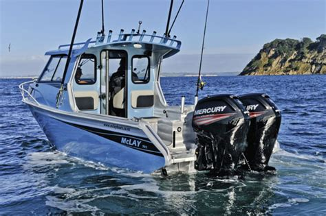 Fishing Boat Reviews Nz by Mclay 701 Premier Boat Review The Fishing Website