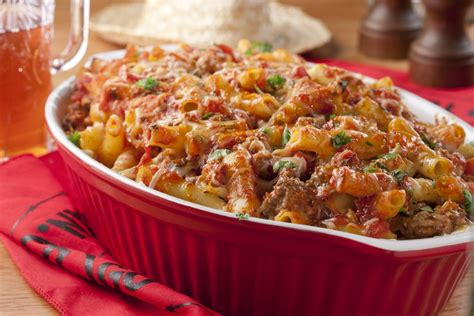 different casseroles easy pasta bake recipes 25 ultimate pasta casseroles mrfood com