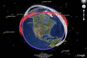 NASA Space Junk Map (page 3) - Pics about space