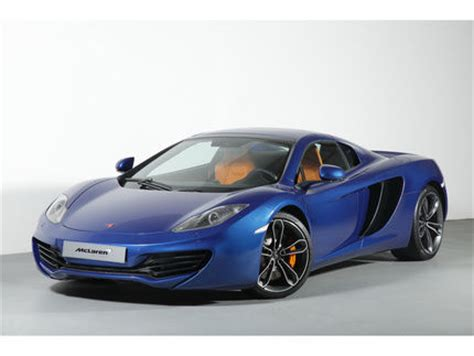 Mclaren 540c Modification by Mclaren All Models And Modifications For All Production