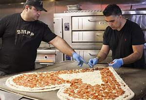 We Partnered With A Pizzeria To Make The Largest Heart ...
