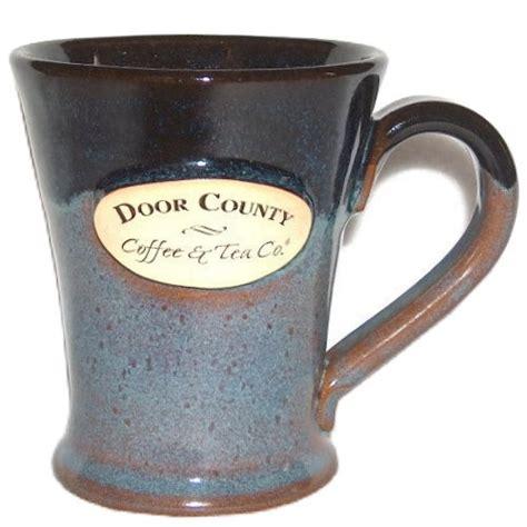 door county coffee door county coffee stoneware mug 2294