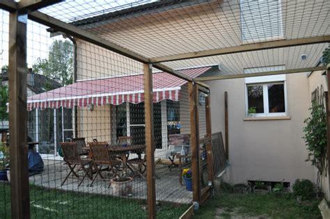construire un enclos exterieur pour chat enclos ext 233 rieur chatterie de saphir du vallon d or
