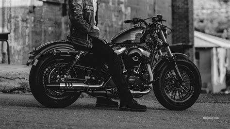 Harley Davidson Forty Eight Backgrounds motorcycles desktop wallpapers harley davidson sportster