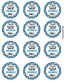 library      extra mile gum clipart