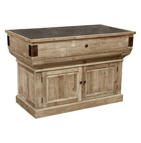 rustic kitchen islands for sale oleron country reclaimed wood rustic kitchen island