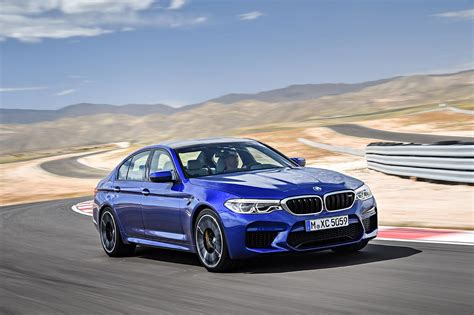 Bmw Confirms Plan To Launch New M5 (f90) Competition Package