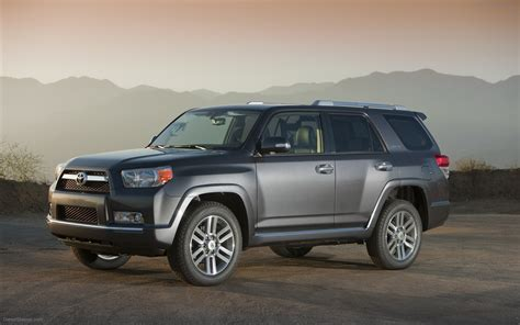 toyota ltd toyota 4runner limited 2012 widescreen exotic car