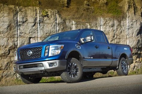 Nissan Titan And Titan Xd To Get A New Gasoline V8 With