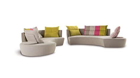 canape arrondi reportage rounded 4 seat sofa roche bobois