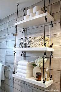 25 best ideas about hanging shelves on pinterest wall With the advantages and ideas of hanging wall shelves