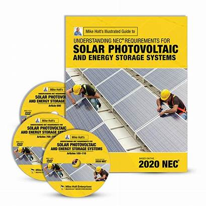 Nec Photovoltaic Solar Textbook Dvds Systems Requirements