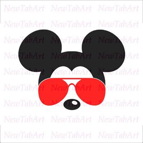 Duplicate this circle to make 2 ears. mickey mouse svg sunglasses Disney Mickey Mouse Sunglasses svg