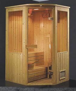 Sauna Hammam Prix : hs sr006 petite taille 130 x 130 coin installer luxe sauna ~ Premium-room.com Idées de Décoration