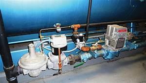 The Boiler Gas Train