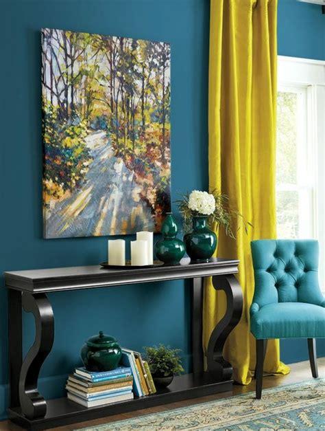 quelle couleur mettre dans une cuisine 1001 idées créer une déco en bleu et jaune conviviale